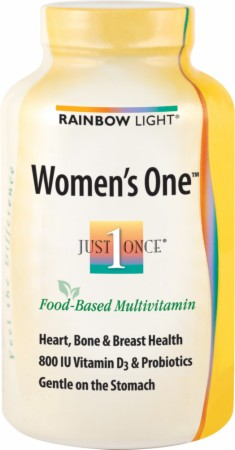 Rainbow Light Women's One Multivitamin Mineral - 90 Tablets