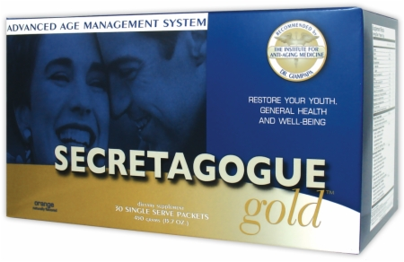 Image for MHP - Secretagogue Gold