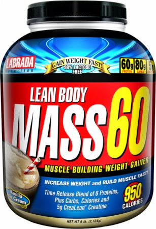Image for Labrada - Lean Body Mass 60