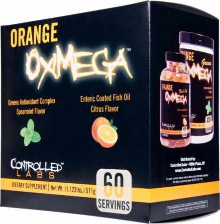 Image for Controlled Labs - Orange OxiMega Kit