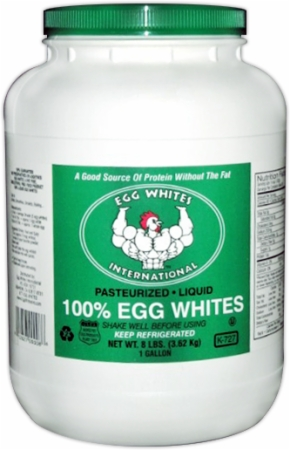 Image for Egg Whites International - 100% Pure Liquid Egg Whites