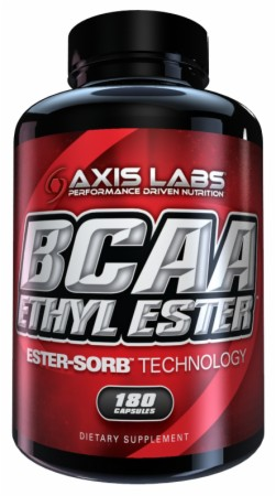 Image for Axis Labs - BCAA Ethyl Ester