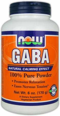 Image for NOW - GABA Pure Powder