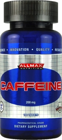Image for AllMax Nutrition - Caffeine