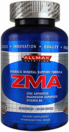 Image for AllMax Nutrition - ZMA