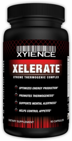 Image for Xyience - Xelerate