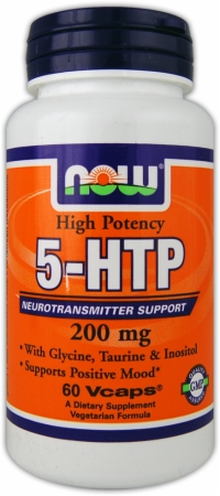 Image for NOW - 5-HTP - High Potency