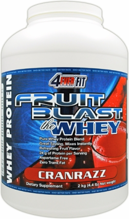 Image for 4Ever Fit - Fruit Blast - The Whey