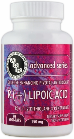 Image for AOR - R Lipoic Acid