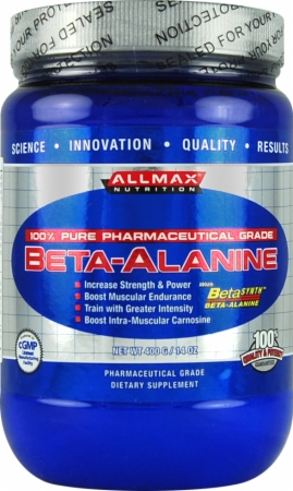 Image for AllMax Nutrition - Beta-Alanine