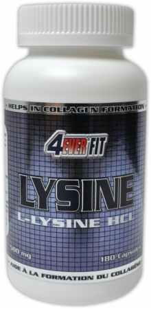 Image for 4Ever Fit - Lysine