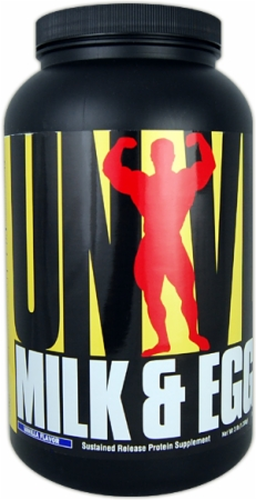 Image for Universal Nutrition - Milk Egg