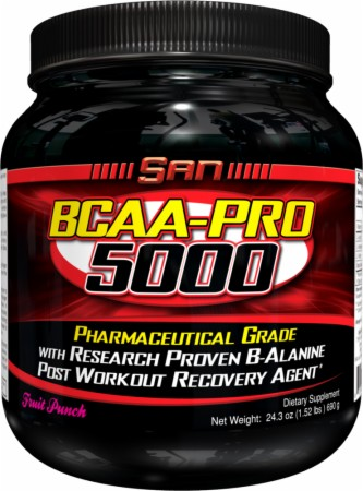 Image for S.A.N. - BCAA-PRO 5000