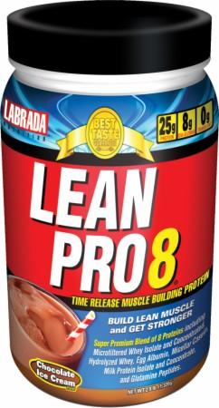 Image for Labrada - Lean Pro8