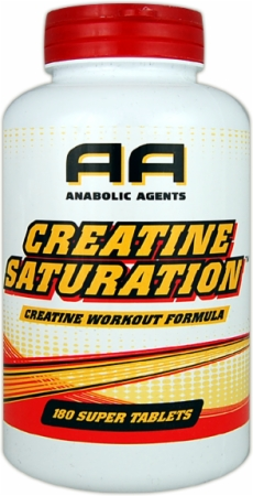 Image for Anabolic Agents - Creatine Saturation
