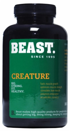 Image for Beast Sports Nutrition - Creature