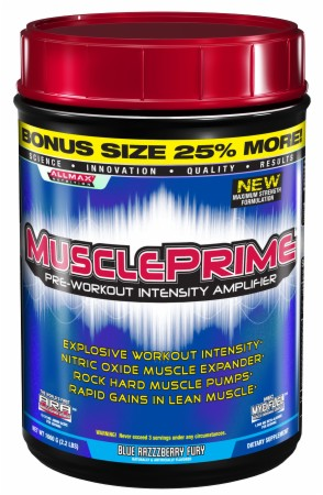 Image for AllMax Nutrition - Muscle Prime