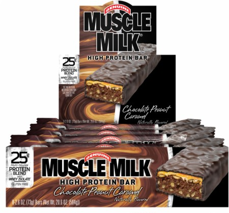 Image for CytoSport - Muscle Milk Bars
