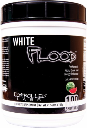 Controlled Labs White Flood - 50 Servings - White Raspberry