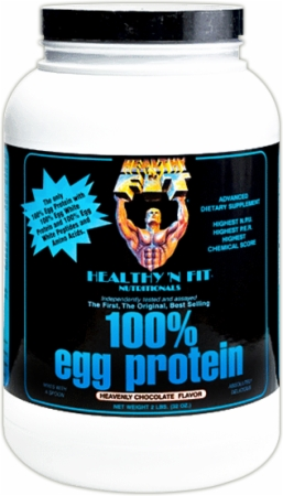 Image for Healthy 'n Fit - 100% Egg Protein