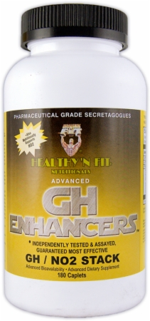 Image for Healthy 'n Fit - Advanced GH Enhancers