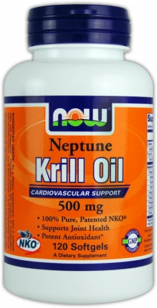 Image for NOW - Neptune Krill Oil