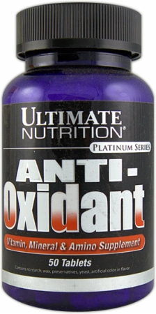 Image for Ultimate Nutrition - Anti-Oxidant