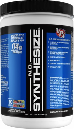 Image for VPX Sports Nutrition - NO-SyntheSize