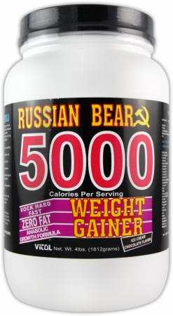 Top 10 Weight Gainer Supplements for 2013