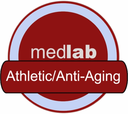 MedLabUSA Athletic/Anti Aging Profile   Men