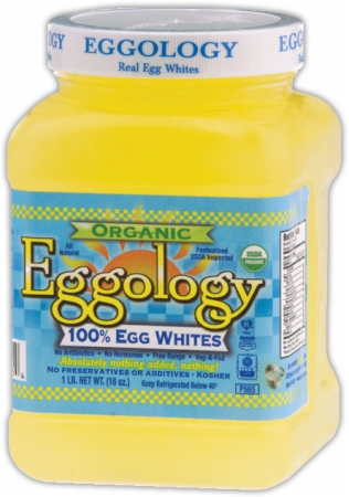 Image for Eggology - 100% Egg Whites