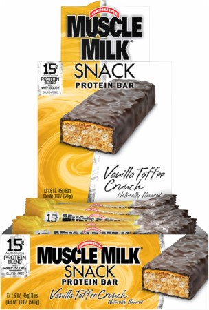 Image for CytoSport - Muscle Milk Light Bars