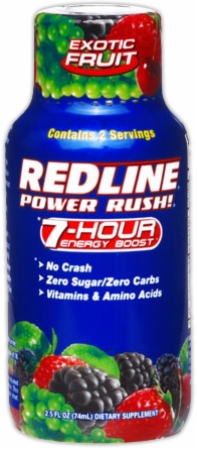 Image for VPX Sports Nutrition - Redline Power Rush