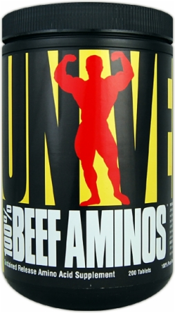 Image for Universal Nutrition - 100% Beef Aminos