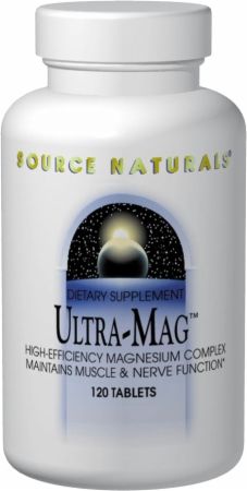Source Naturals Ultra-Mag - 120 Tablets
