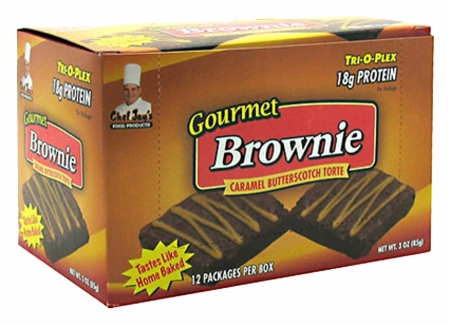 Image for Chef Jay's - Gourmet Brownie