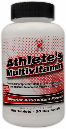 Image for Dedicated Athlete - Athlete's Multivitamin