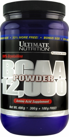 Image for Ultimate Nutrition - BCAA 12,000 Powder