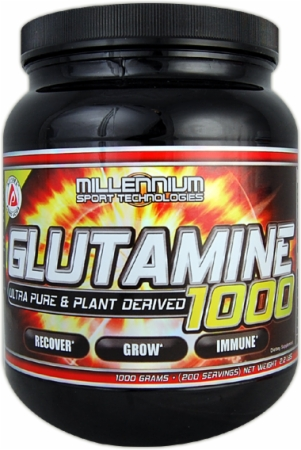 Image for Millennium Sport - Glutamine 1000