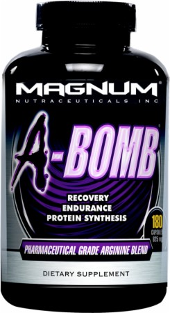 Image for Magnum Nutraceuticals - A-Bomb