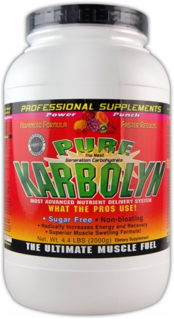 Professional Supplements Pure Karbolyn