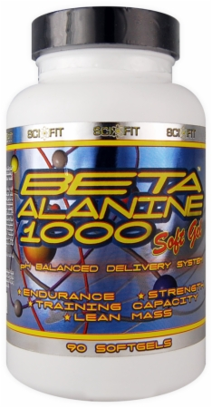 Image for SciFit - Beta Alanine 1000