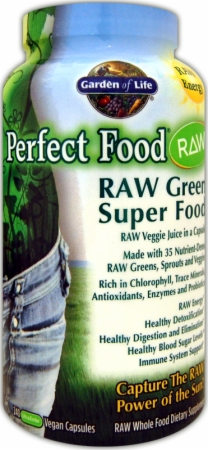 Garden Of Life Perfect Food RAW - 30 Servings - Unflavored
