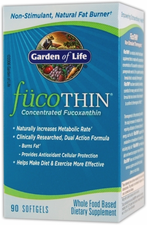 Garden Of Life FucoThin - 90 Softgels
