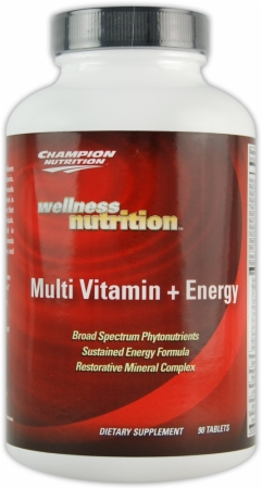 Image for Champion - Multi Vitamin Energy