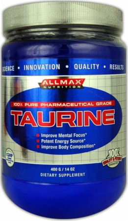 Image for AllMax Nutrition - Taurine