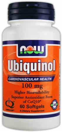Image for NOW - Ubiquinol