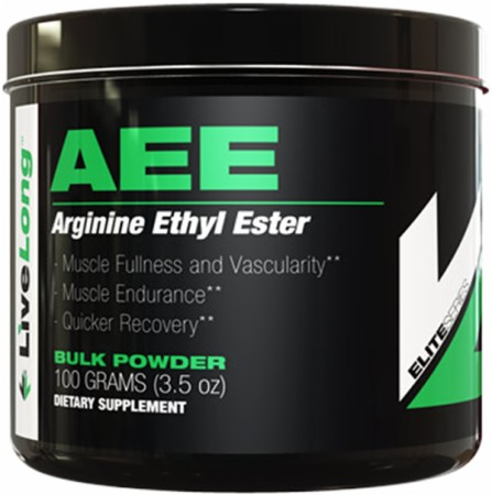 Image for LiveLong Nutrition - Arginine Ethyl Ester