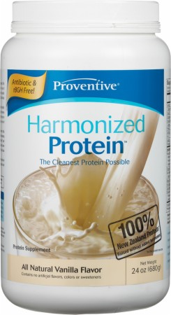 Progressive Nutritional Therapies Harmonized Protein - 24 Oz. - All Natural Chocolate