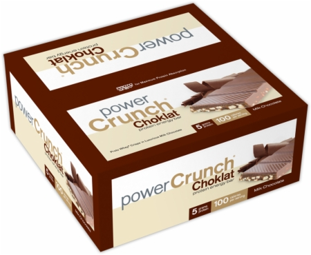 Image for BioNutritional - Choklat Crunch Bar